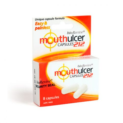 Mouthulcer Pack