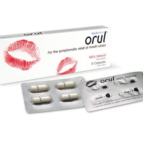 Orul 8 pack mock
