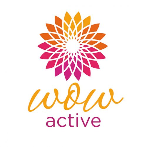 The Creative Parrot Logo Design - WOW Active